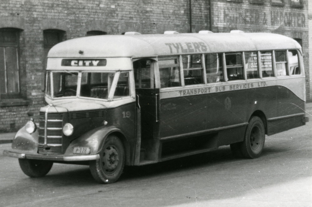 Our History - Late 1800s - 1930s - Bus and Coach Association