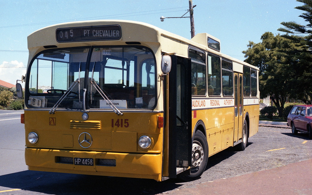 Our History - 1940s - 1970s - Bus and Coach Association (New