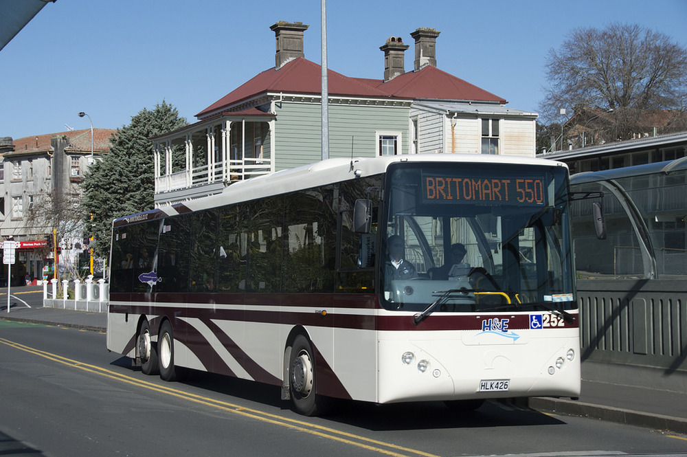 Our History: 1980s - Today - Bus and Coach Association (New Zealand